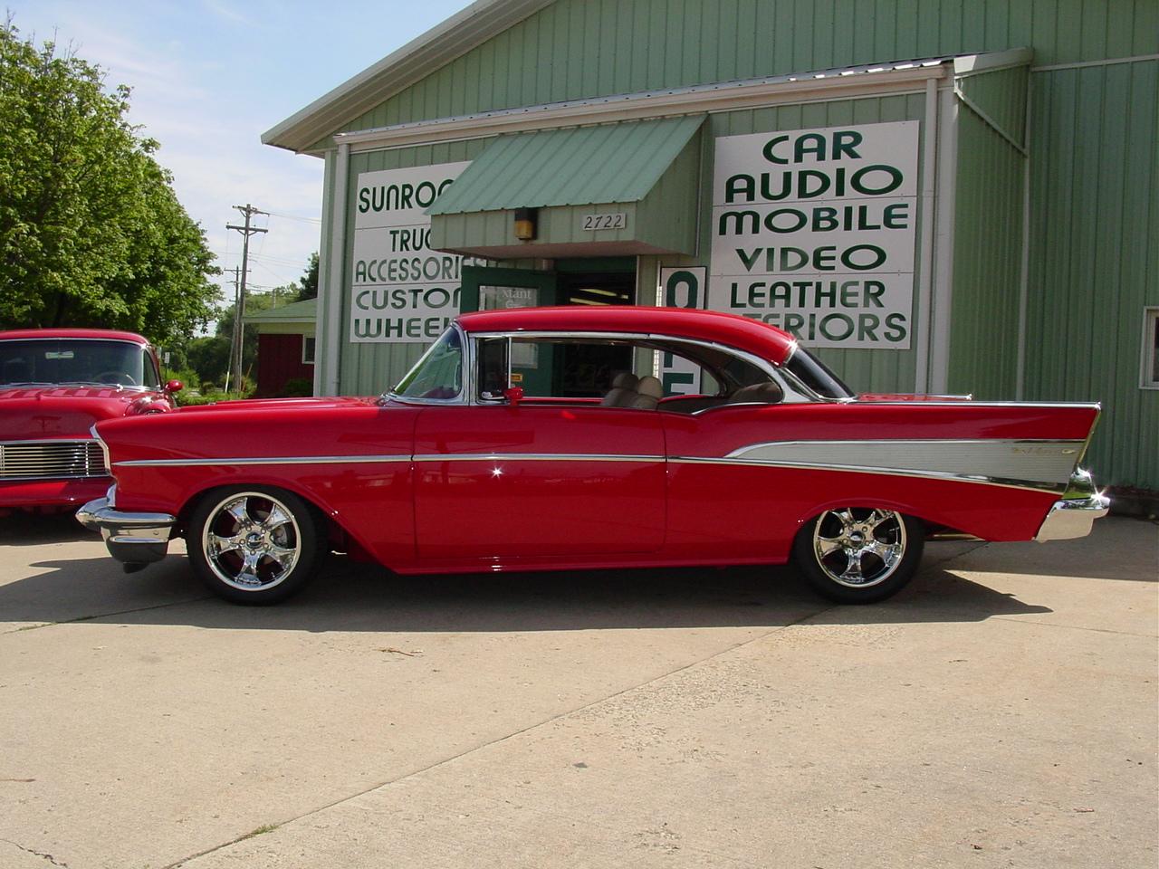 All Chevy chevy 2 door : 1957 Chevy 2-Door Hardtop