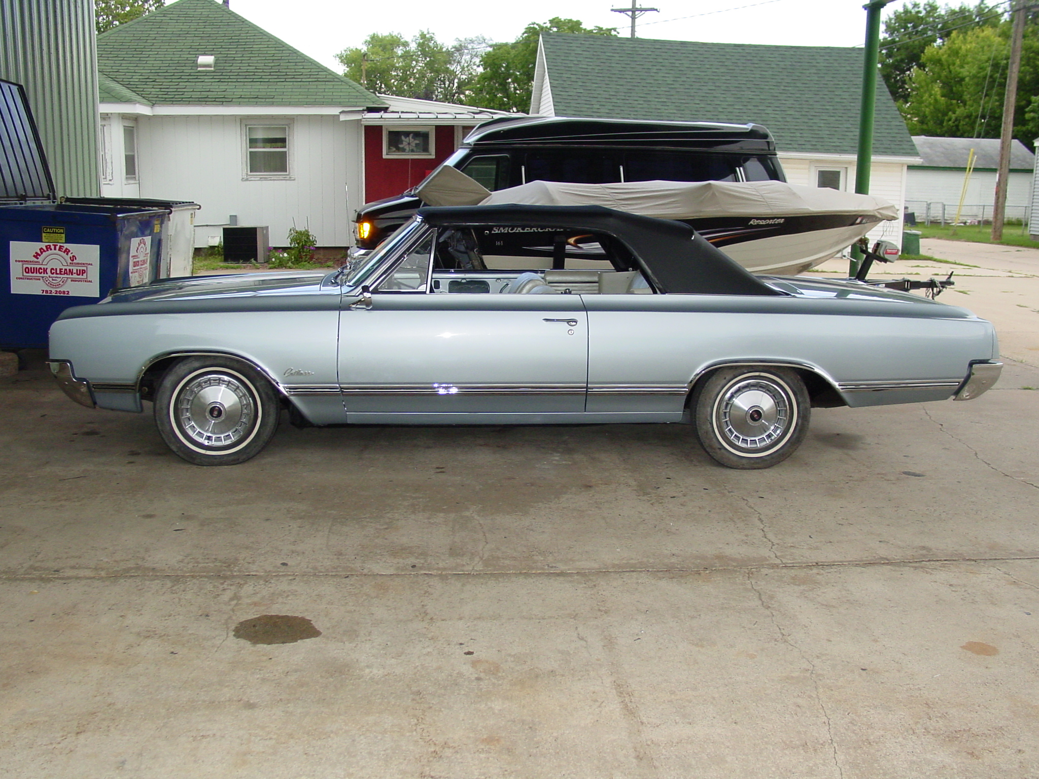 1965 Olds Cutlass Holiday