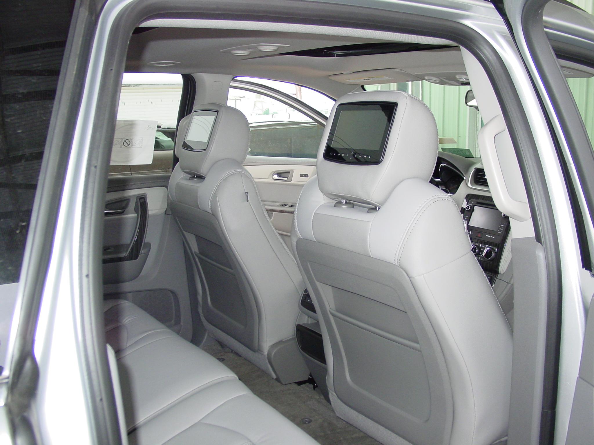 2013 Chevy Traverse
