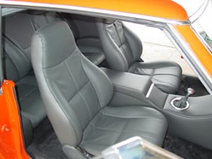 Customize Your Car, Customize a Car, Customize Cars, Upholster Car Seat