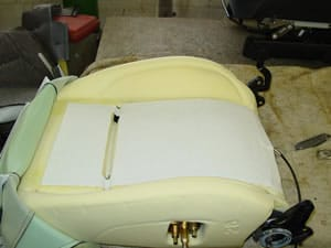 Car Heater Seat For